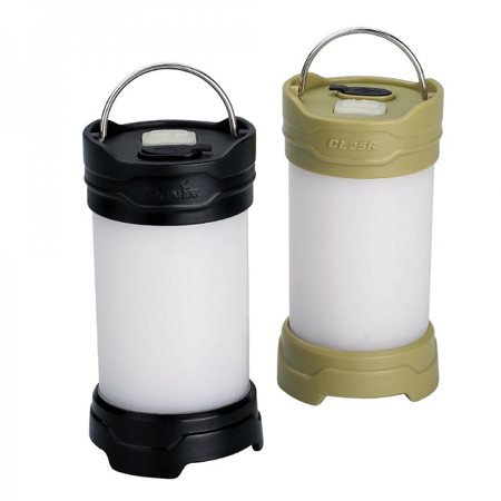Фонарь осветительный кемпинговый Fenix CL25R_camping_lantern_lighting_fenix_cl25r_information_security