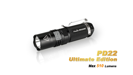 Фонарь осветительный Fenix PD22 Ultimate Edition_lantern_lighting_fenix_pd22_ultimate_edition_information_security