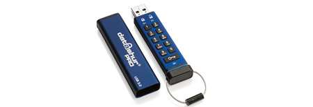 Защищенный флэш накопитель iStorage datAshur PRO_secure_flash_drive_istorage_datashur_pro_information-security