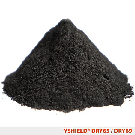 Экранирующая порошковая краска  YSHIELD DRY65_shielding_dry_mix_powder_yshield_dry69_yshield_dry65_emr_protection_information_security