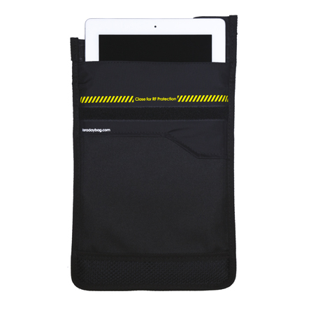 tablet_shield_1_faraday_bag_ps1_emr_protection_information-security_Сумка (чехол) Фарадея Tablet Shield 1 (TS1)